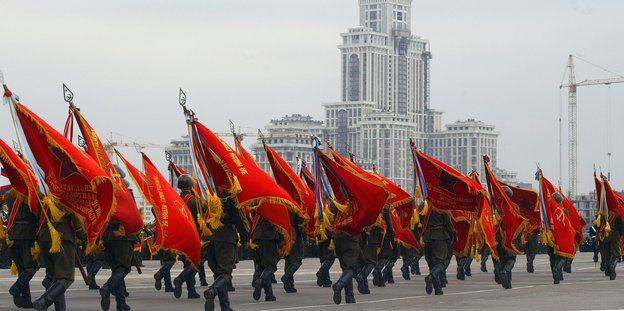 RUSSIA VICTORY DAY