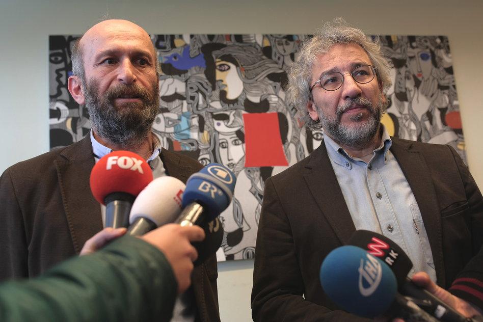 Turkey Journalists Released