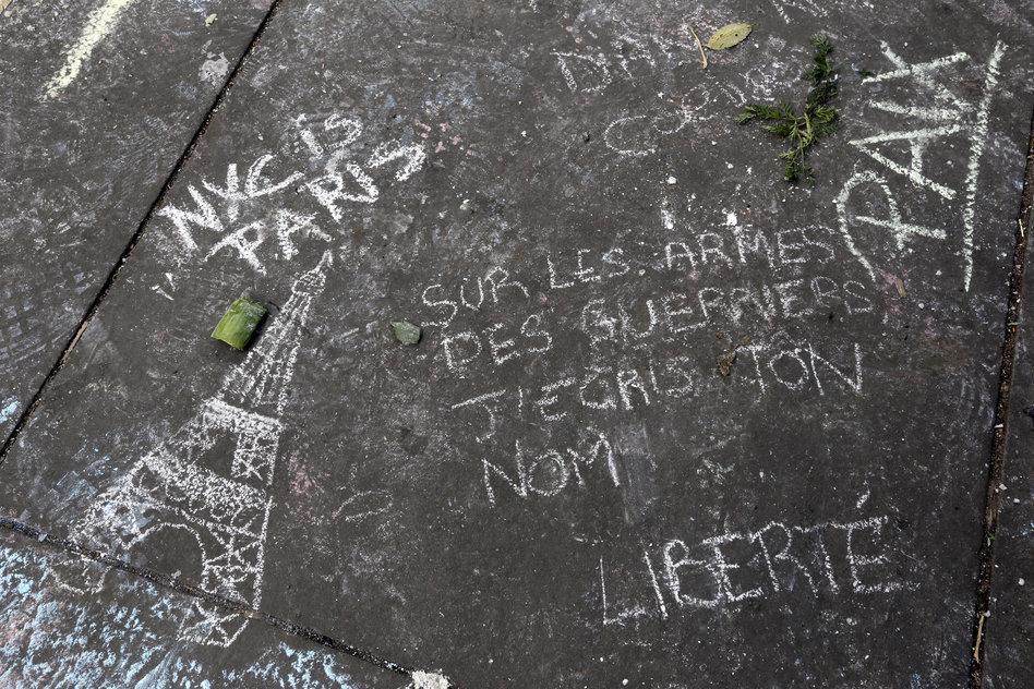 France Paris Attacks New York