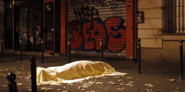 Paris Attacks The Fear