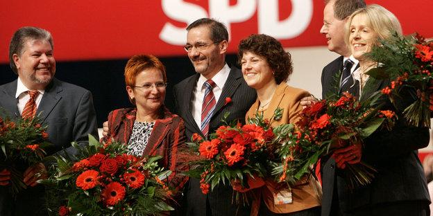 DEU SPD PARTEITAG