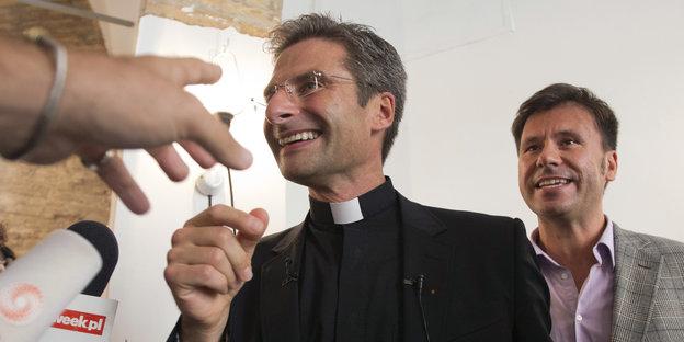 Vatican Gay Priest