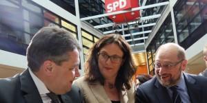 SPD-Konferenz zum Transatlantischen Wirtschaftsforum