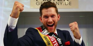 Mister Germany 2014