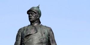 Berlin Bezirk Mitte Tiergarten Denkmal Otto von Bismarck 1897 901 von Reinhold Begas