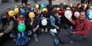 Friedensfest gegen NPD-Aufmarsch