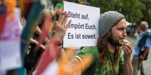 Occupy Demo Frankfurt Bild x von 62 Frankfurt für LOK 28 07 2012 Occupy Demo Frankfurt im Bi
