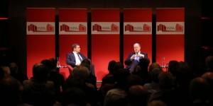 SPD-Kanzlerkandidat Steinbrück in Hamburg