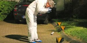 Unbekannter erschießt Rocker bei Aachen