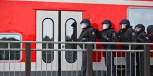 Bundespolizei erhält Übungsbahnhof in Sachsen