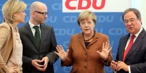 CDU Präsidiumssitzung