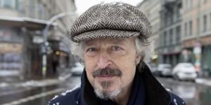 Wolfgang Niedecken, Jg. 1951, ist Musiker. Frontmann und Gründungsmitglied der Kölner Band BAP. Berlin Kreuzberg, 17.1.2016