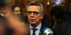 German Interior Minister meets Tunisian Prime Minister