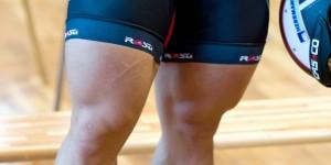 Die Beine von Robert Förstemann